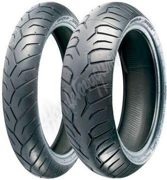 Pirelli Diablo Strada 160/60 ZR17 M/C M/C (69W) TL  zadní