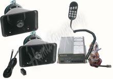 SN300Ws5 x Profesionální výstražný systém s mikrofonem 300W