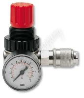 Ventil redukční s manometrem 12 bar