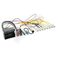 ISO adaptér pro autorádia, MAN (07-) RISO-186