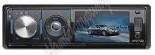 """scc112d 1DIN autorádio s 3"""" LCD/DVD/CD/USB/SD/AUX, dálkové ovládání"""
