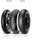 Pirelli Diablo RAIN K350 SC1 NHS 120/70 R17 M/C TL přední