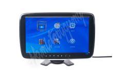 "ic-1015 LCD monitor 10,1"" na opěrku/palubní desku s microSD/USB/FM modulátor"