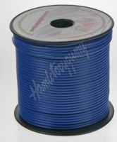 3100208 Kabel 1,5 mm, modrý, 100 m bal