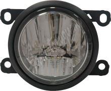 drlfog90 LED mlhová světla/denní svícení, kulatá světla 90mm, ECE