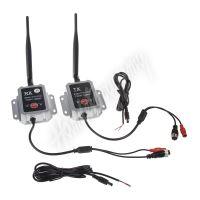 svwdt3AHD Sada přijímač/vysílač pro digitální bezdrátový VIDEO přenos, AHD, 4xPIN konektor