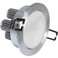 97110 x LED podhledové světlo 5x1W, 75mm, 4000-4500K