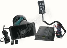 SN100Ws3 Profesionální výstražný systém s mikrofonem 100W