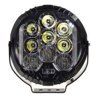 wld901 LED světlo kulaté, 70W, o195mm, ECE R10/R112