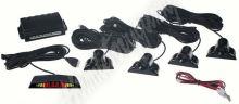 ps4led/off Parkovací systém 4 senzorový - LED displej, vnější senzory