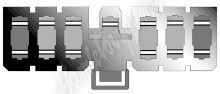 pc3-207 Kabel pro DAEWOO OEM /volné dráty