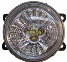 drlOEM x LED světla pro denní svícení, kulatá 92mm, ECE