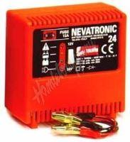 Nabíječka autobaterií Telwin Nevatronic 24 ( 12/24 V, 6/4,5 A) o kapacitě 40 - 55 Ah