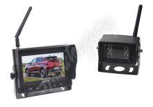 """svwd45set SET bezdrátový digitální kamerový systém / 1 x 4pin s monitorem 5"""""""