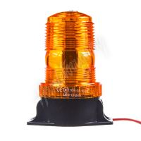 wl29led LED maják, 9-24V, oranžový, 30x LED, ECE R10