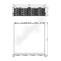 Dahua NVR616-64-4KS2 záznamové zařízení
