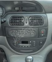10139.1 ISO redukce šedá pro Renault Megane 1995-2003