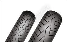 Bridgestone Battlax BT45 110/80 -17 + 130/80 -17 H