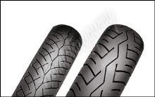 Bridgestone BT45 110/70 -17 M/C 54H TL přední