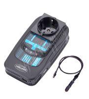 3512012D x Měnič napětí z 12/220V + USB 120W/displej