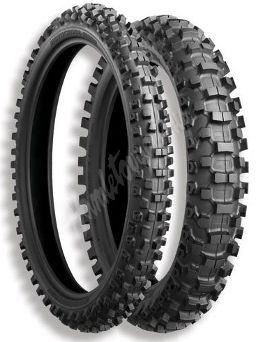Bridgestone M204 90/100 -14 M/C 49M TT