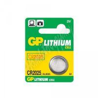 se037 Baterie CR2025 3 V/150 mAh, průměr 20 x 2,5 mm