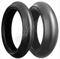 Bridgestone V02 Soft/Medium 120/600 R17 M/C TL přední