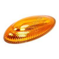 kf663Eora Boční obrysové světlo LED, oranžový ovál, ECE R6