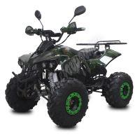 Dětská elektro čtyřkolka ATV Street Hummer XL 1500W 60V maskáč zelený