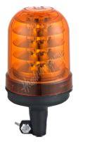 wl93hr LED maják, 12-24V, oranžový na držák, ECE R65