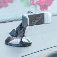 r1090 Univerzální držák 2in1 s úchytem na sklo / větrací mřížky Smartphone 3,5