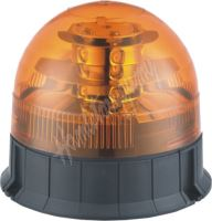 wl190fix x LED maják, 12-24V, 12x3W oranžový, ECE R65