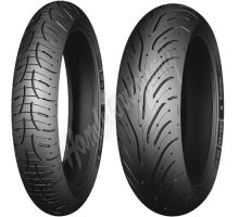 Michelin Pilot Road 4 120/70 ZR17 + 180/55 ZR17