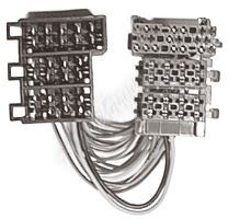 21501 Konektor OPEL redukce rádia 26-pin/36-pin