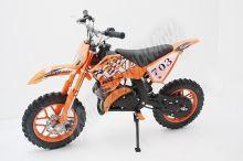 Minicross Nitro KXD3, oranžový