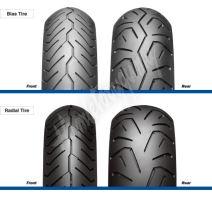 Bridgestone Exadra Max 170/60 ZR17 M/C (72W) TL zadní