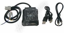 55usbns001 Connects2 - ovládání USB zařízení OEM rádiem Nissan/AUX vstup