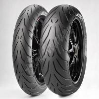 Pirelli Angel GT 120/70 ZR17 + 190/50 ZR17(A)zesílená kostra pro težší motorky