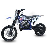 Minicross MiniRocket NTR50 Racing Deluxe 14x12 modrá
