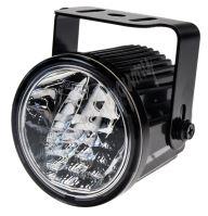 drl001/3W LED světla pro denní svícení, kulatá 70mm, ECE