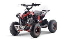 Dětská elektro čtyřkolka ATV MiniRocket Renegade 1200W 48W červená