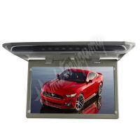 """ds-121gr Stropní LCD monitor 12,1"""" šedý s HDMI/microSD/IR/FM, ultra tenký"""