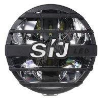 sj-58e x Přídavný dálkový světlomet LED, homologace, 12/24V