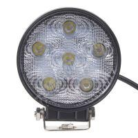 wl-018pr LED světlo kulaté, 6x3W, o128mm, ECE R10