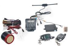 spy21 SPY 2-WAY motoalarm, 2 x LCD ovladač, CE