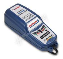 OptiMate 5 Voltmatic 6/12 (6V/4A - 12V/2,8A) Auto-Moto Automatická nabíječka baterií