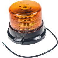 911-75f x PROFI LED maják 12-24V 36x0,5W oranžový ECE R65 167x132mm