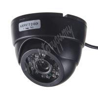 svc520AHDpl x AHD 720P kamera 4PIN CCD SHARP s IR, vnitřní v plastovém obalu