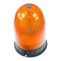 wl55fix LED maják, 12-24V, oranžový, 80x SMD5050, ECE R10