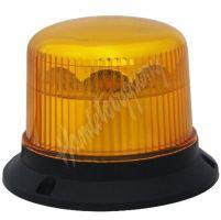911-E30m PROFI LED maják 12-24V 10x3W oranžový magnet ECE R65 121x90mm